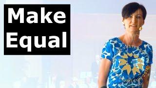 Jämställdhet -  Make Equal