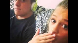 getlinkyoutube.com-Lizzy Greene and the your brother ❤