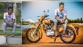Photo Manipulation | Photoshop photo editing Change Background