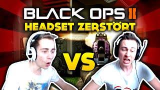 getlinkyoutube.com-Black Ops 2 - Headset zerstört!? - Haubna VS Beni! (Deutsch/German)