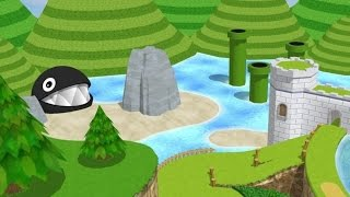 getlinkyoutube.com-Coming to 3DS, Super Mario Star Road 2!