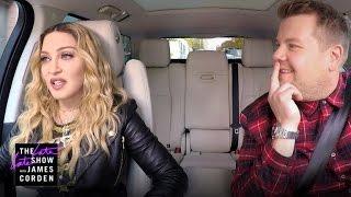 getlinkyoutube.com-Madonna Carpool Karaoke: Coming Wednesday
