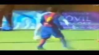 getlinkyoutube.com-Takuhiro Nakai [中井] Fantastic Skills vs Barcelona U13