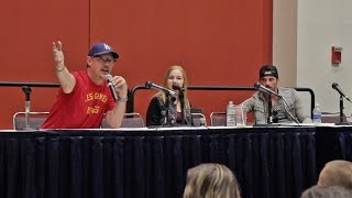getlinkyoutube.com-Scream 20th Anniversary Panel at Rock & Shock 2016 - BrokeHorrorFan.com exclusive