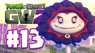 getlinkyoutube.com-VAMPIRE FLOWER! | Plants Vs Zombies Garden Warfare 2 | Garden Warfare 2 BETA Part 13