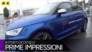 getlinkyoutube.com-Audi S1   Prime Impressioni