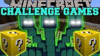 getlinkyoutube.com-Minecraft: HYDRA CHALLENGE GAMES - Lucky Block Mod - Modded Mini-Game