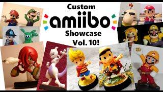 getlinkyoutube.com-Custom Amiibo Showcase Vol. 10!