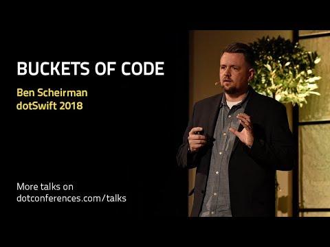 Buckets of Code