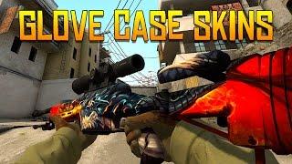 getlinkyoutube.com-CS GO - Glove Case All Gun Skins Showcase