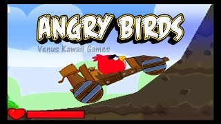 getlinkyoutube.com-Angry Birds Online Games - Episode Angry Birds Cross Country Levels 1-7 - Rovio Games