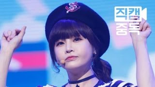 getlinkyoutube.com-[Fancam] Boram of T-ARA(티아라 보람) So Crazy(완전 미쳤네) @M COUNTDOWN_150820 EP.73