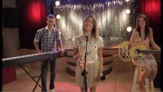 getlinkyoutube.com-Violetta - Radio Disney - Vivo| Lodo, Martina y Jorge