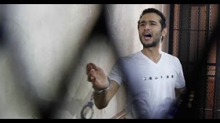 getlinkyoutube.com-90 دقيقة  تطاول  احمد دومة  على قاضي المحكمة وراء الحكم عليه 3 سنوات سجن وغرامة 10 الاف