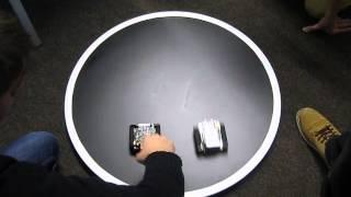 getlinkyoutube.com-First Zumo Robot Test Runs
