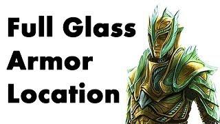 getlinkyoutube.com-Skyrim: How To Find Glass Armor (Location Guide)