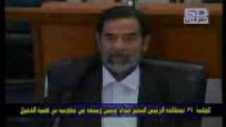 getlinkyoutube.com-صدام حسين يبكي