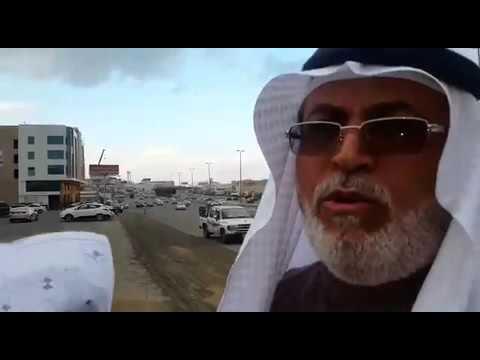 بالفيديو: مواطن يتهم بترجي بالتعدي على شارع 30 وضمه لاملاك مستشفى الألماني بأبها