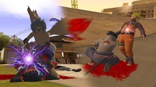 getlinkyoutube.com-GTA San Andreas - Naruto Mod
