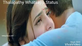 Theri Samantha Death Scene Whatsapp Status II Vijay,Samantha width=