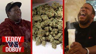 getlinkyoutube.com-Smoking Weed Challenge