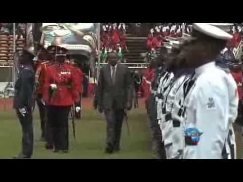 Kenya celebrates 50 years of independence