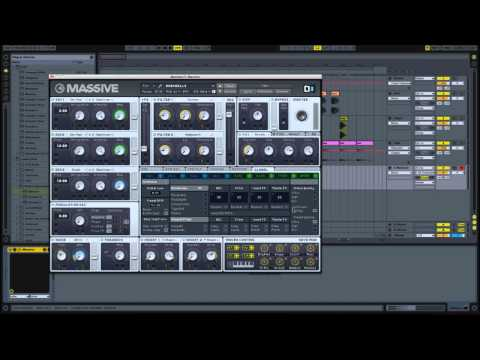 #4 How to *really* make Dubstep (Massive VST basics)