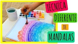 getlinkyoutube.com-Mandalas diferentes ❤️