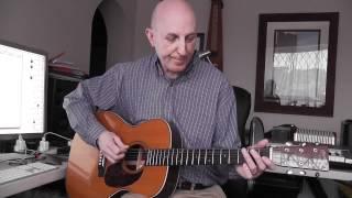 getlinkyoutube.com-Doctor Who Guitar Lesson