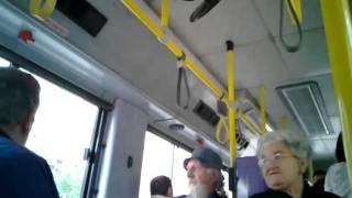 20101229_Καβγας γερων σε λεωφορειο part 1