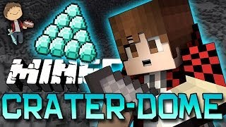 getlinkyoutube.com-Minecraft: CRATER-BATTLE-DOME w/Mitch & Friends! Dead Ocean!