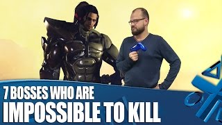 getlinkyoutube.com-7 Videogame Bosses Who Are Literally Impossible To Kill