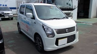 getlinkyoutube.com-2013 SUZUKI WAGON R 20th Anniversary - Exterior & Interior