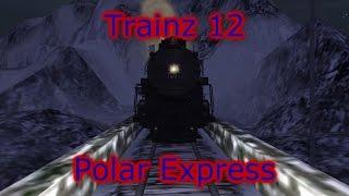 getlinkyoutube.com-Trainz 12 - Polar Express