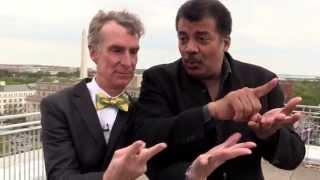 getlinkyoutube.com-Bill Nye & Neil deGrasse Tyson on a Roof