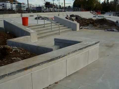 Ed Benedict Skate Plaza - Portland, OR