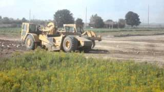 getlinkyoutube.com-Caterpillar 621 Earthmover / Scraper in North Oshawa