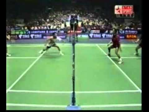 2002 Thomas Cup Final Malaysia vs Indonesia : 1st Men's Doubles 1/3