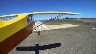 getlinkyoutube.com-Easter Flying 2013 Aeronca Champ