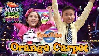 getlinkyoutube.com-EvanTubeHD goes to the 2014 Nickelodeon KIDS' CHOICE AWARDS - Orange Carpet Interviews
