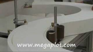 getlinkyoutube.com-Arch and Base Hot Wire Foam Cutter by MegaPlot