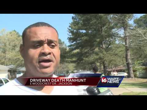 Man dies in driveway