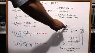 getlinkyoutube.com-#25: Tutorial electronica Diac Triac como hacer un dimmer