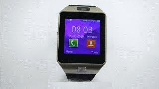 getlinkyoutube.com-MEMTEQ DZ09 Smartwatch