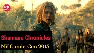 NYCC 2015: Austin Butler de The Shannara Chronicles