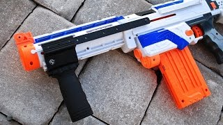 [REVIEW] Worker Retaliator Pump Grip Unboxing, Review, & Opinion