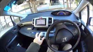 getlinkyoutube.com-ホンダ フリードに少し試乗 | HONDA FREED POV Test Drive