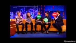 getlinkyoutube.com-One Direction en The Jonathan Ross Show 2015  [Subtitulado]