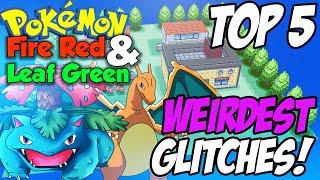 getlinkyoutube.com-Top 5: Weirdest Glitches   Pokemon Fire Red & Leaf Green! (Jason Plays Pokemon)