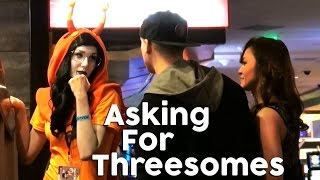 getlinkyoutube.com-Looking For A Threesome...